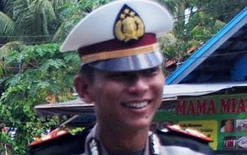 Kasat Lantas Polres Murung Raya, Iptu M Syafuan.