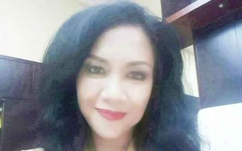 Kepala Dinas Pengendalian Penduduk, Keluarga Berencana, Pemberdayaan Perempuan dan Perlindungan Anak (Disdalduk KBP3A) Kabupaten Mura, Lynda Kristiane.