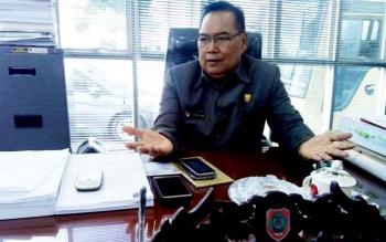 Punding Lh Bangkan, Komisi B DPRD Kalimantan Tengah