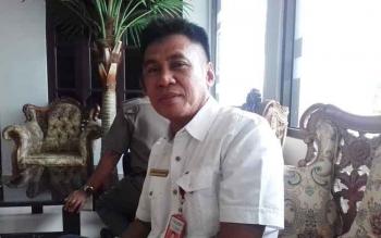 Direktur PDAM Dharma Tirta Sampit Firdaus Herman