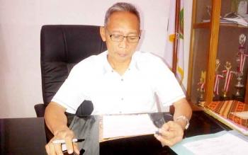 Kepala Dinas Tenaga Kerja dan transmigrasi Barsel, Fajar