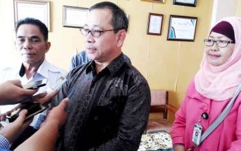 Kepala Balai Besar Diklat Kesejahteraan Sosial Regional Kalimantan Audensi Dengan Bupati Gumas