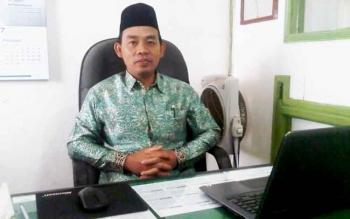 Kasi Penyelanggara Haji dan Umrah, Kemenag Barsel Arbaja,.