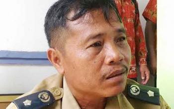 Kepala Desa Petak Bahandang, Kecamatan Kurun, Kabupaten Gunung Mas, Gad Ihing