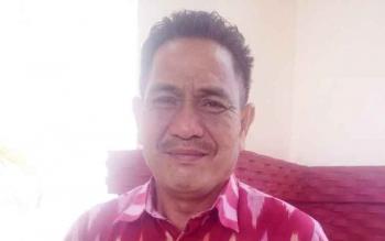 Kepala Dinas Perindustrian Perdagangan Koperasi Usaha Kecil dan Menengah Kabupaten Murung Raya Kariadi
