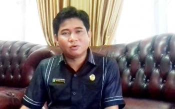 Ketua DPRD Kotim Jhon Krisli