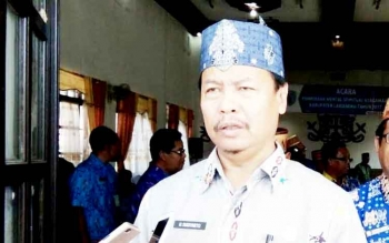 Ketua BNK Lamandau, Drs. H. Sugiyarto