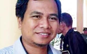 Komisioner KPU Kabupaten Katingan, Usman Sitepu