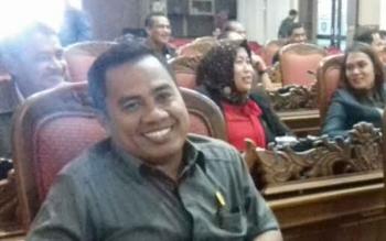 Anggota Komisi II DPRD Kabupaten Kotawaringin Timur Jainudin Karin
