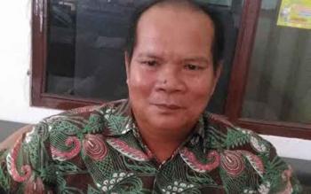 Kepala Dinas Pertanian dan Ketahanan Pangan Kabupaten Gunung Mas Kardinal
