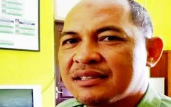 Kepala Dinas Lingkungan Hidup Kobar, Fahrizal Fitri.