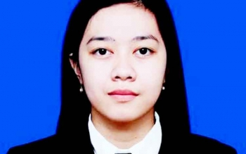 Anggota DPRD Kapuas Poetry Gita Oktonovianty