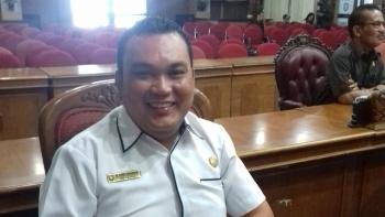 Ketua Fraksi Partai Demokrat di DPRD Kotawaringin Timur Dani Rakhman