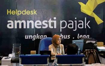 Kantor Pelayanan Pajak Pratama Pangkalan Bun membuka Help Desk untuk membantu wajib pajak mengenal program Tax Amnesty.