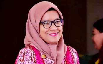 Kepala Bappeda Kota Palangka Raya Hera Nugrahayu