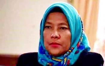 Kepala Badan Perencanaan Pembangunan Daerah (Bappeda) Kota Palangka Raya Hera Nugrahayu