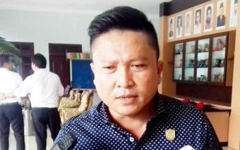 Dadang H Syamsu, Ketua Baleg DPRD Kotim