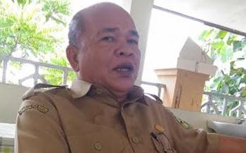 Kepala Dinas Perpustakaan dan Arsip Kabupaten Gumas, Yokdie.