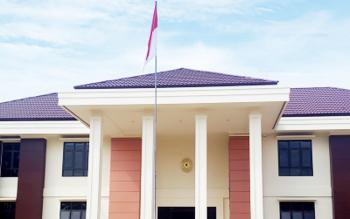 Kantor Pengadilan Agama Muara Teweh, Kabupaten Barito Utara
