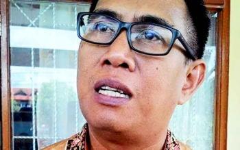 Kepala Badan Penelitian dan Pengembangan Inovasi dan Tekhnologi (BPPIT) Kota Palangka Raya Barit Rayanto