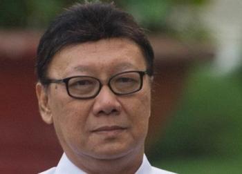 Tjahjo Kumolo, Menteri Dalam Negeri