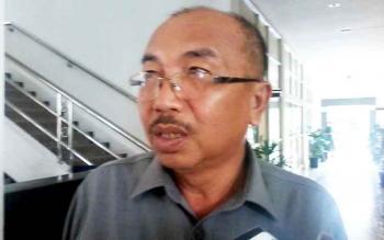 Ketua DPRD Katingan Ignatius Mantir Ledie Nussa