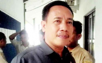 Ketua Komisi II DPRD Kapuas.