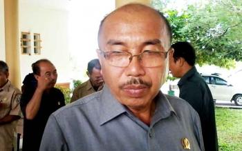 Ketua DPC PDI Perjuangan Kabupaten Katingan, Ignatius Mantir Ledie Nussa.