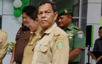 Plt Kepala Dinas Kesehatan (Dinkes) Sukamara, Ahmad Lamsidi.