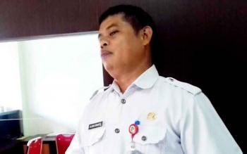 Plt Kepala BKD Kotim Alang Arianto.