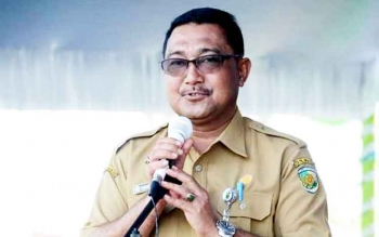 Kepala Dinas Pendidikan Kota Palangka Raya Sahdin Hasan