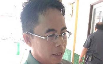 Anggota DPRD Gunung Mas, Herbert Y Asin.