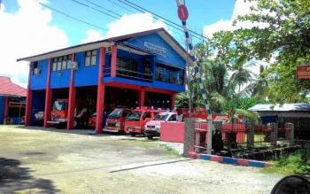 Kantor Dinas Damkar dan Penyelamatan, Kota Palangka Raya.