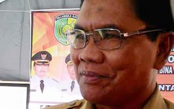 Anwar Sanusi, Kepala Damkar dan Penyelamatan Kota Palangka Raya