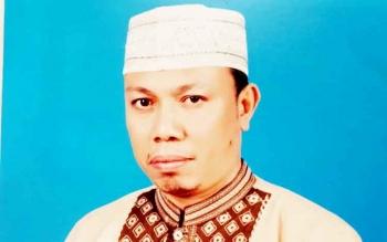 Ketua DPD Partai Golkar Kabupaten Katingan, Alfujiansyah.