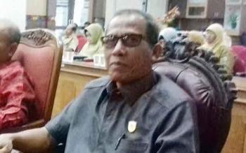 Anggota DPRD Kotim, H Hademan.