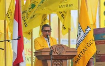 Ketua DPD Partai Golkar Seruyan Sudarsono siap mengibarkan panji partai Golkar di Seruyan.