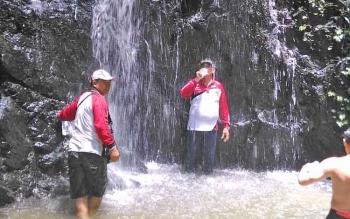 Masyarakat Diminta Jaga Lingkungan Kawasan Obyek Wisata di Gunung Mas