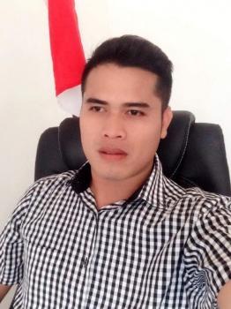 Keterangan Foto: Arkianto Sekertaris komis IV DPRD Kabupaten Kapuas,Politis Partai Bulan Bintang.