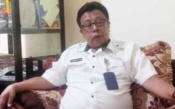 Plt Kepala Dinas Penanaman Modal dan Pelayanan Terpadu Satu Pintu (PMPTSP) Kotim Johny Tangkere.