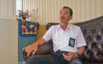 Manager PLN Rayon Sampit Penyang.