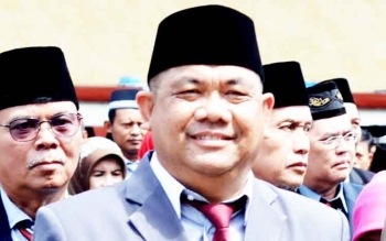 Kepala Dinas Pekerjaan Umum dan Penataan Ruang Kabupaten Barito Utara Ferry Kusmiadi