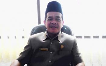 Ketua Komisi A DPRD Kota Palangka Raya Riduanto