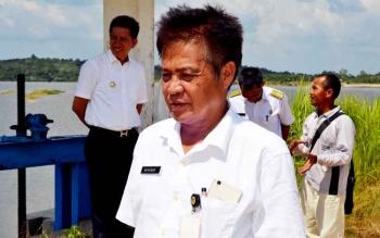 Kepala Dinas Pertanian Barito Utara, Setia Budir