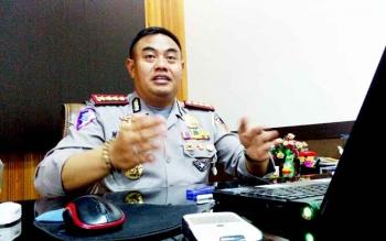 Dirlantas Polda Kalteng Kombes Pol M Taslim Chairuddin.