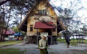 Resort di TWA Tanjung Keluang