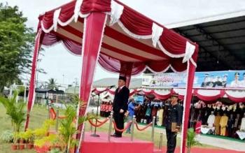 Gubernur Minta Warga Kapuas Ingat Dampak Karhutla 2015