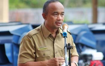 Kepala Dinas Ketahanan Pangan dan Penyuluhan Kabupaten Seruyan, Sugiannoor.