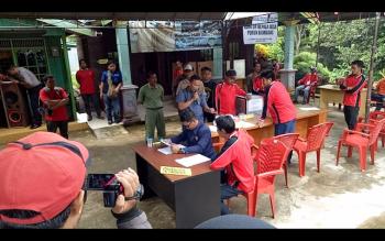 Proses pilkades serentak Kabupaten Murung Raya
