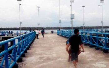 Dermaga Pelangsian Dinilai akan Dongkrak Ekonomi Masyarakat Desa